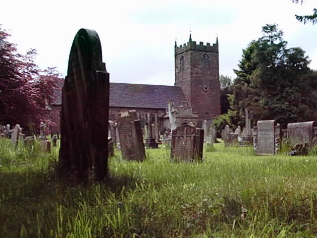 St. Chad's Church - May 2001